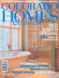 Colorado Homes and Lifestyles, March 2004